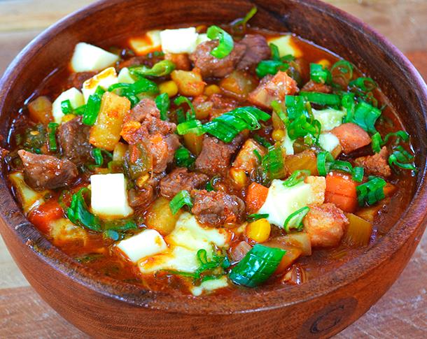 Cocina de Mendoza
