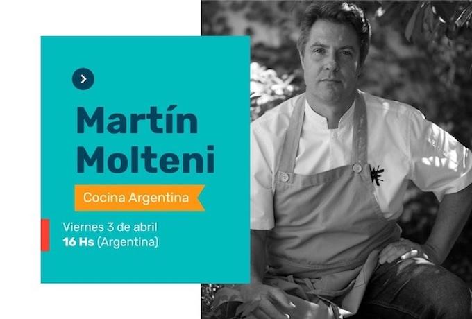 Entrevista a Martin Molteni