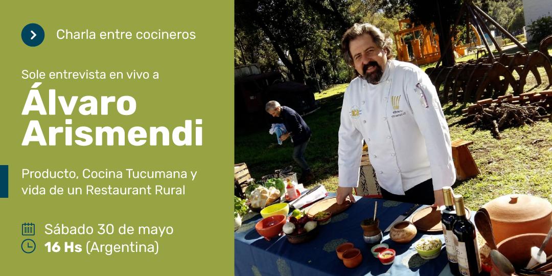 Entrevista a Alvaro Arismendi