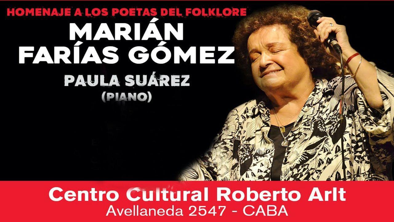 Ciclo Música y Poesía - Los poetas del Folclore