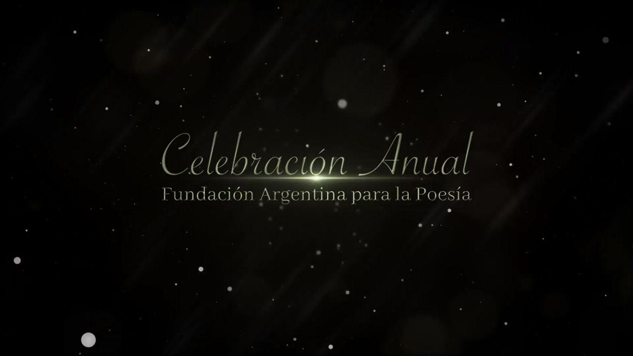 Celebración Anual - Entrega de Premios 2020