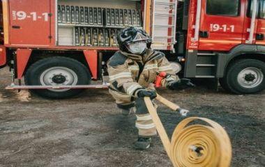 """Mayo en la Academia Virtual OBA: """"Atrapamiento de vehículos de emergencia en incendios forestales"""""""