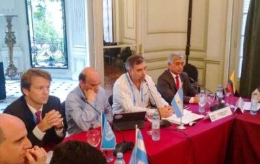 OBA participó en la XVIII Reunión Anual Regional de INSARAG Las Américas