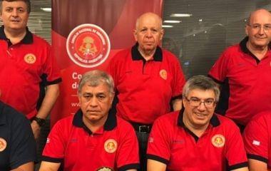 Nuevas autoridades en el Consejo de Bomberos Voluntarios de Argentina