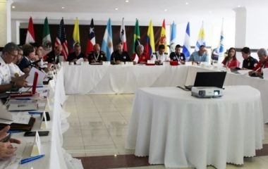 Jefes de Bomberos de 13 países participaron en la Asamblea Anual OBA 2019