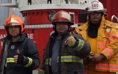 """Octubre: Curso OBA """"Programa de Salud y seguridad bomberil (PROSASE)"""""""
