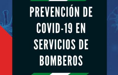 Encuentro digital: Prevención de COVID-19 en los servicios de bomberos