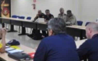 Curso de Instructor de Instructores de los integrantes de la OBA