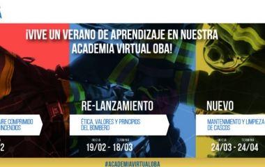 OBA anuncia su programación de verano en la Academia Virtual OBA