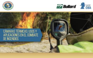 """""""Cámaras térmicas: Usos y aplicaciones en el combate de incendios"""""""