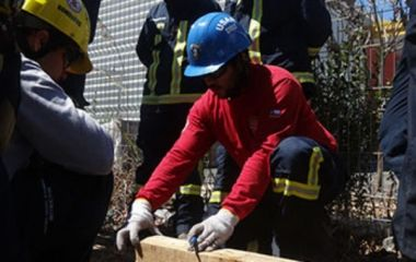 """Marzo: Curso OBA """"Rescate pesado y estructuras colapsadas"""""""