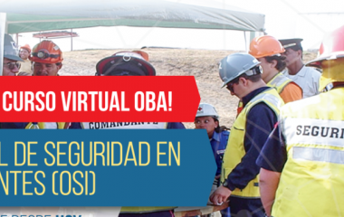 """Curso en línea """"Oficial de Seguridad en Incidentes"""", disponible desde hoy en la Academia Virtual OBA"""
