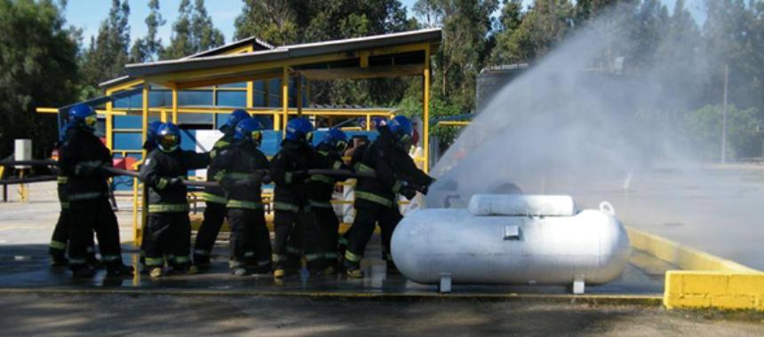 """Febrero: Curso OBA """"Control de Emergencias con Gases Combustibles"""""""
